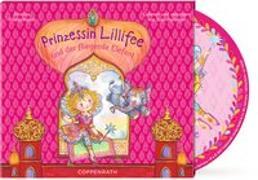 Cover-Bild zu Finsterbusch, Monika: Prinzessin Lillifee und der fliegende Elefant (CD)