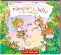Cover-Bild zu Finsterbusch, Monika: Prinzessin Lillifee in der Tierklinik (CD)