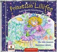 Cover-Bild zu Nach einer Idee von Monika Finsterbusch: Prinzessin Lillifee - Gute-Nacht-Geschichten (CD 3)