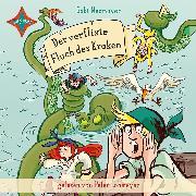 Cover-Bild zu Neumayer, Gabi: Der verflixte Fluch des Kraken (Audio Download)