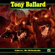Cover-Bild zu Birker, Thomas: Tony Ballard, Folge 37: Zeberus, die Höllenbestie (Audio Download)