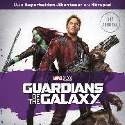 Cover-Bild zu Arnold, Cornelia: Guardians of the Galaxy (Das Original-Hörspiel zum Marvel Film) (Audio Download)