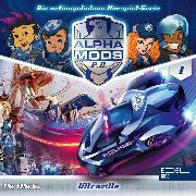 Cover-Bild zu Ulbig, Josef: Folge 1: Ultraville (Audio Download)