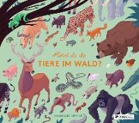 Cover-Bild zu Hunter, Robert: Hörst du die Tiere im Wald?