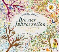 Cover-Bild zu Courtney-Tickle , Jessica: Antonio Vivaldi. Die vier Jahreszeiten