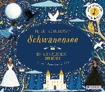 Cover-Bild zu Courtney-Tickle , Jessica: Peter Tschaikowsky. Schwanensee
