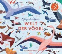 Cover-Bild zu Hunter, Robert: Klänge der Natur: Welt der Vögel - Sound-Buch