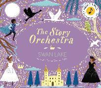 Cover-Bild zu Flint, Katy: The Story Orchestra: Swan Lake