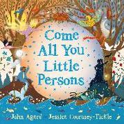 Cover-Bild zu Agard, John: Come All You Little Persons