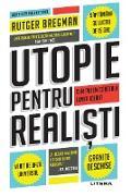 Cover-Bild zu Bregman, Rutger: Utopie Pentru Realisti (eBook)