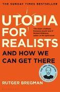 Cover-Bild zu Bregman, Rutger: Utopia for Realists (eBook)