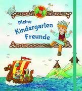 Cover-Bild zu gondolino Eintragbücher (Hrsg.): Meine Kindergarten-Freunde (Wikinger)