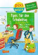 Cover-Bild zu Bade, Eva: Carlsen Verkaufspaket. Pixi Wissen Band 85. Basiswissen Grundschule. Tipps für den Schulalltag