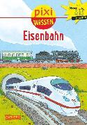 Cover-Bild zu Künzel, Nicole: Carlsen Verkaufspaket. Pixi Wissen 28: Eisenbahn