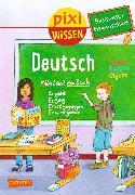 Cover-Bild zu Bade, Eva: Carlsen Verkaufspaket. Pixi Wissen, Band 87. Basiswissen Grundschule. Deutsch