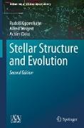 Cover-Bild zu Kippenhahn, Rudolf: Stellar Structure and Evolution