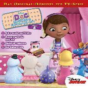 Cover-Bild zu Bingenheimer, Gabriele: Disney - Doc McStuffins - Folge 2 (Audio Download)
