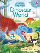 Cover-Bild zu Bone, Emily: Dinosaur World