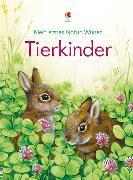 Cover-Bild zu Bone, Emily: Mein erstes Natur-Wissen: Tierkinder