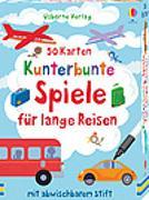 Cover-Bild zu Pratt, N.: 50 Karten: Kunterbunte Spiele für lange Reisen