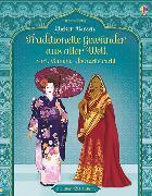Cover-Bild zu Bone, Emily: Sticker-Wissen: Traditionelle Gewänder aus aller Welt