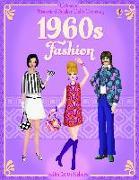 Cover-Bild zu Bone, Emily: Historical Sticker Dolly Dressing 1960s Fashion
