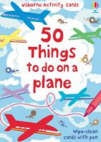 Cover-Bild zu Pratt, Leonie: 50 Things to Do on a Plane