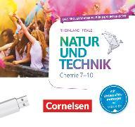 Cover-Bild zu Natur und Technik - Chemie Neubearbeitung, Rheinland-Pfalz, Gesamtband, Begleitmaterial auf USB-Stick, Inkl. E-Book als Zugabe und Unterrichtsmanager auf scook.de