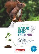 Cover-Bild zu Natur und Technik - Naturwissenschaften: Neubearbeitung, Baden-Württemberg, 5./6. Schuljahr: Biologie, Naturphänomene und Technik, Schülerbuch von Abegg, Volker