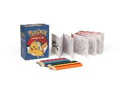 Cover-Bild zu Running Press: Pokémon Coloring Kit