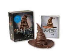Cover-Bild zu Running Press: Harry Potter Talking Sorting Hat and Sticker Book
