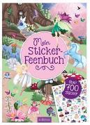 Cover-Bild zu Sommer, Laura (Illustr.): Mein Sticker-Feenbuch