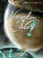 Cover-Bild zu Daveron, Nika S.: Hourglass Wars - Jahr der Flamme (Band 1)