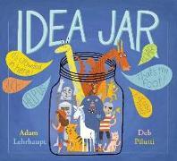 Cover-Bild zu Lehrhaupt, Adam: Idea Jar