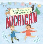 Cover-Bild zu Thoms, Susan Collins: The Twelve Days of Christmas in Michigan
