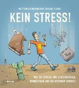 Cover-Bild zu Johnstone, Matthew: Kein Stress!