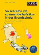 Cover-Bild zu Holzwarth-Raether, Ulrike: So schreibe ich spannende Aufsätze in der Grundschule