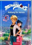 Cover-Bild zu Stratthaus, Bernd (Übers.): Miraculous - Rettung für Adrien (Miraculous 5)