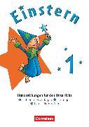 Cover-Bild zu Bauer, Roland: Einstern, Mathematik, Ausgabe 2021, Band 1, Handreichungen für den Unterricht mit CD-ROM, Mit Lösungen und Lernzielkontrollen
