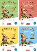 Cover-Bild zu Bauer, Roland: Einsterns Schwester, Sprache und Lesen - Ausgabe 2015, 2. Schuljahr, Themenhefte 1-4 und Projektheft mit Schuber, Leihmaterial