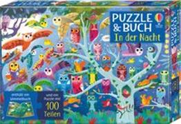 Cover-Bild zu Robson, Kirsteen: Puzzle & Buch: In der Nacht