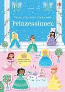 Cover-Bild zu Robson, Kirsteen: Meine glitzernde Stickerwelt: Prinzessinnen