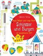 Cover-Bild zu Robson, Kirsteen: Mein Wisch-und-weg-Buch: Schlösser und Burgen
