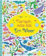 Cover-Bild zu Robson, Kirsteen: Tierisch was los! Im Meer