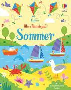 Cover-Bild zu Robson, Kirsteen: Mein Rätselspaß: Sommer