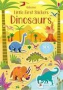 Cover-Bild zu Robson, Kirsteen: Little First Stickers Dinosaurs