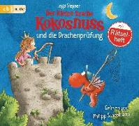 Cover-Bild zu Der kleine Drache Kokosnuss und die Drachenprüfung von Siegner, Ingo