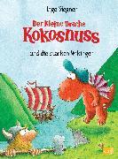 Cover-Bild zu Der kleine Drache Kokosnuss und die starken Wikinger (eBook) von Siegner, Ingo