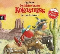 Cover-Bild zu Der kleine Drache Kokosnuss bei den Indianern von Siegner, Ingo