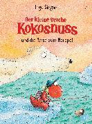 Cover-Bild zu Der kleine Drache Kokosnuss und die Reise zum Nordpol (eBook) von Siegner, Ingo